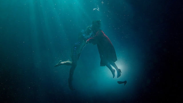 the shape of water visual effects how  fx team built a better merman