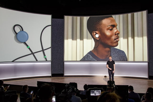 google pixel buds headphones news dives into wireless with new