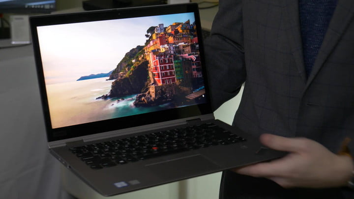 Lenovo ThinkPad X1 Yoga 3rd-gen hands-on review | Digital Trends