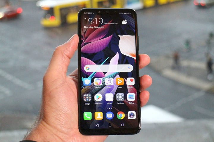 Huawei Mate 20 Lite Hands-On Review | Digital Trends