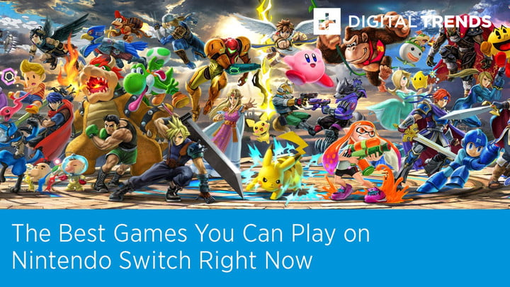 The Best Nintendo Switch Games January 2020 Digital Trends