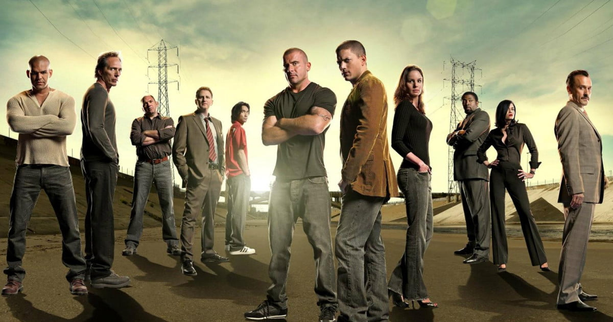 How To Watch Prison Break Online Stream The Series For Free Digital Trends