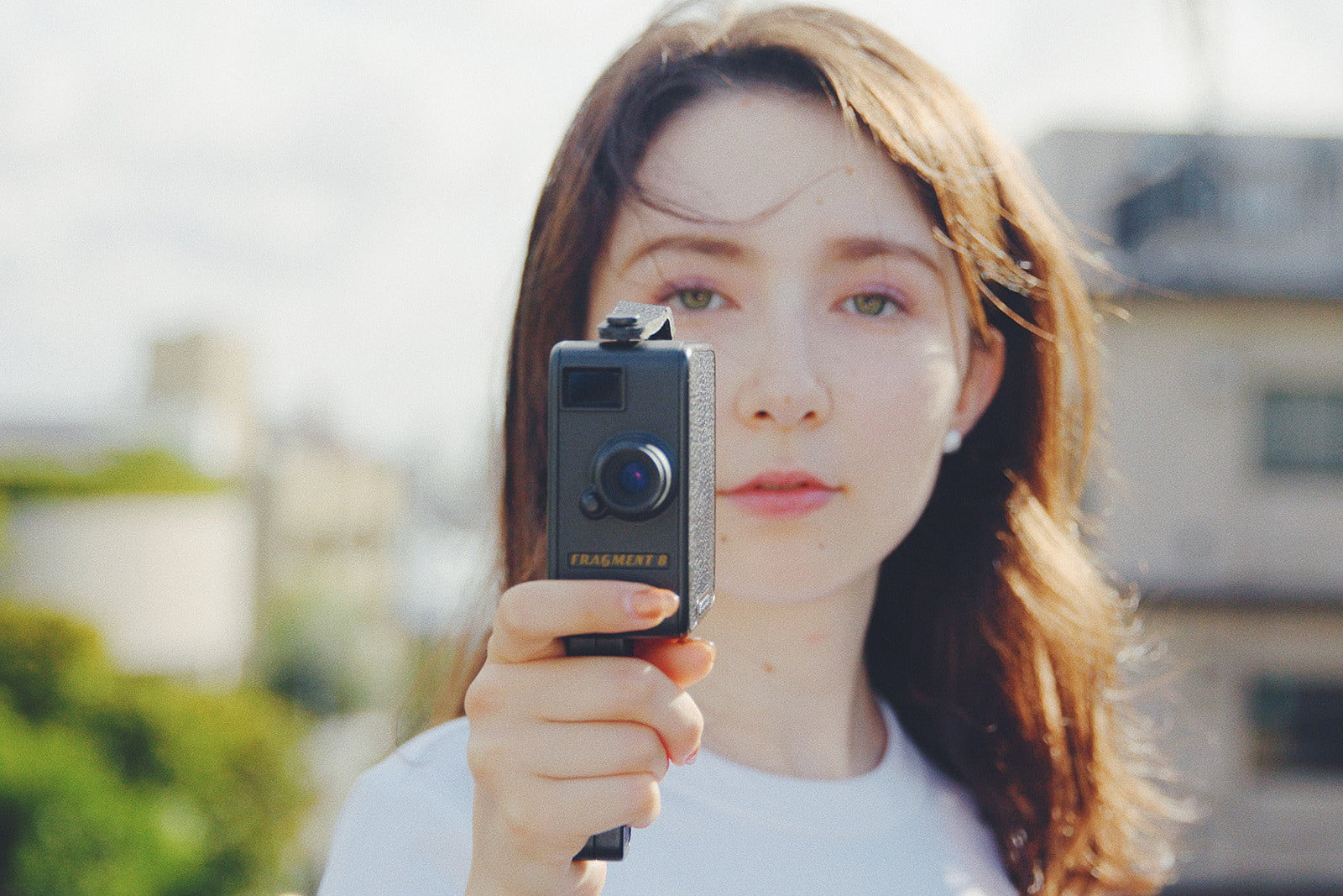 Inspired by the old-school Super 8, this $78 video camera captures GIFs
