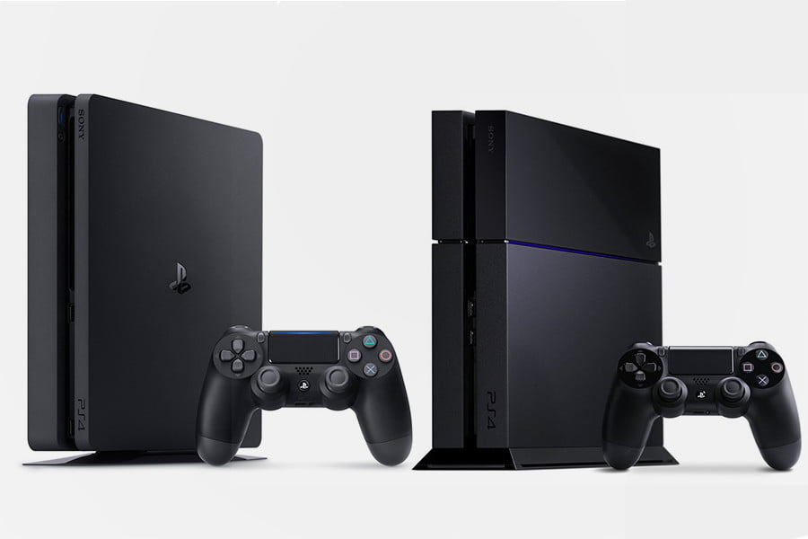 Playstation 4 Vs Ps4 Slim Digital Trends