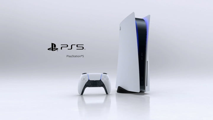 Playstation 5 with disc drive