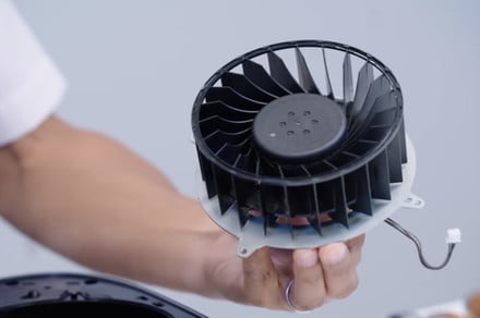 Sony's PlayStation 5 will let you download updates for its cooling fan