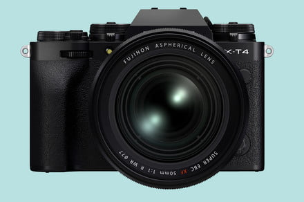 Fujifilm's new nifty 50 f/1 lens can autofocus in near darkness 1