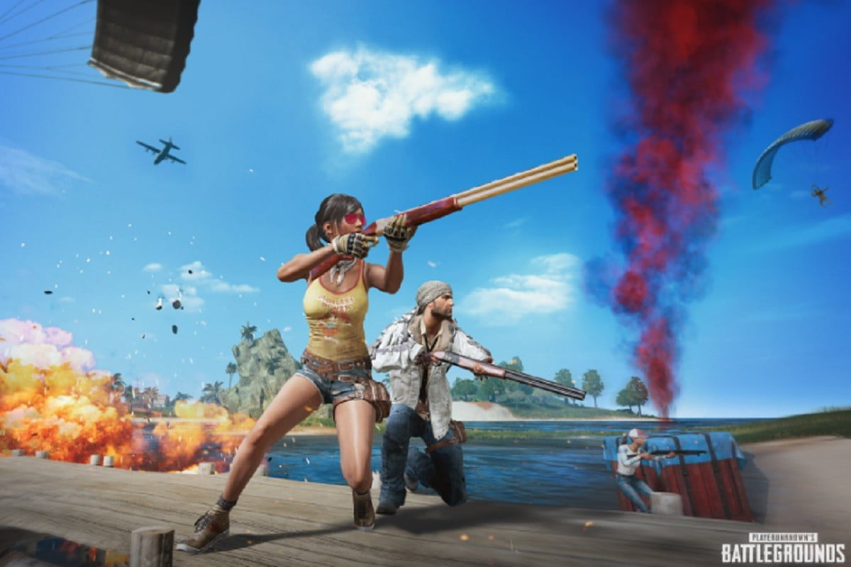 Playerunknown S Battlegrounds 2019 Roadmap Learns From Fix Pubg Campaign Digital Trends