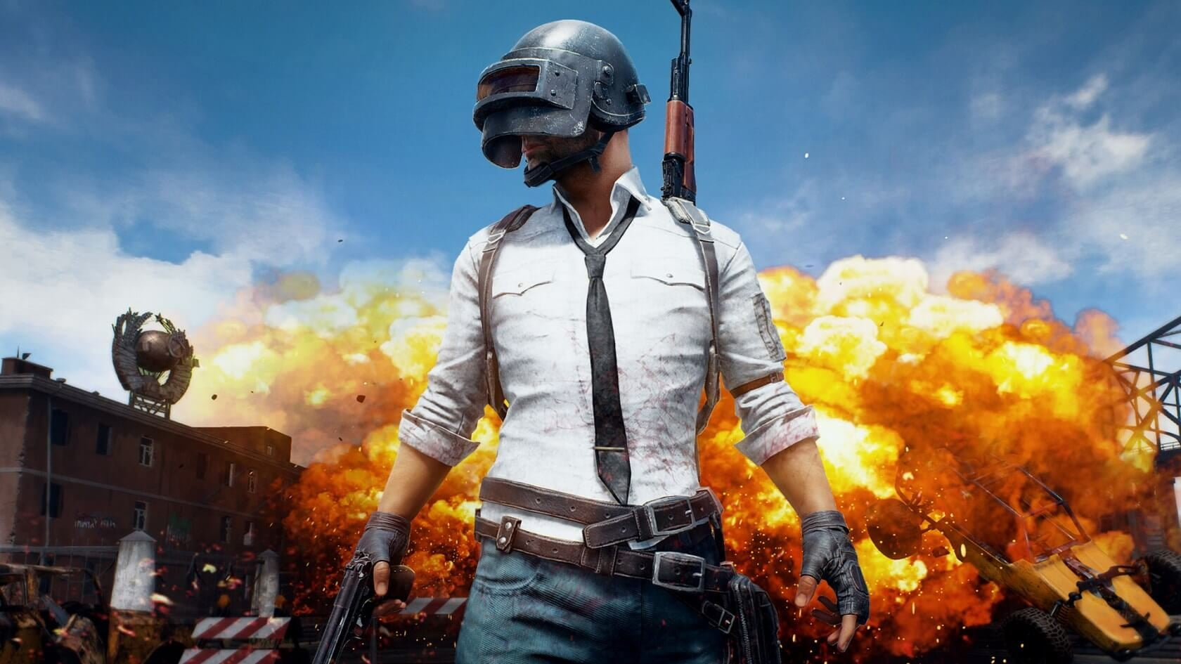The untold story of PlayerUnknown's Battlegrounds
