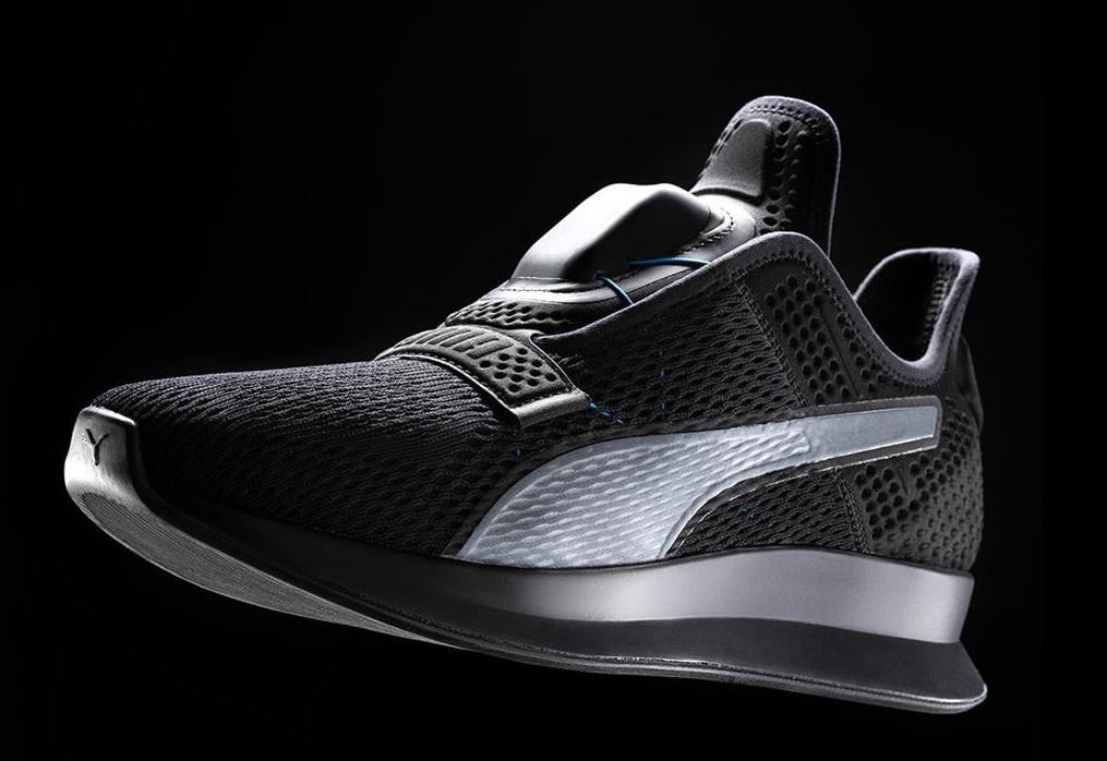 Puma's self-lacing sports shoe gives Nike's Adapt BB a run for its money