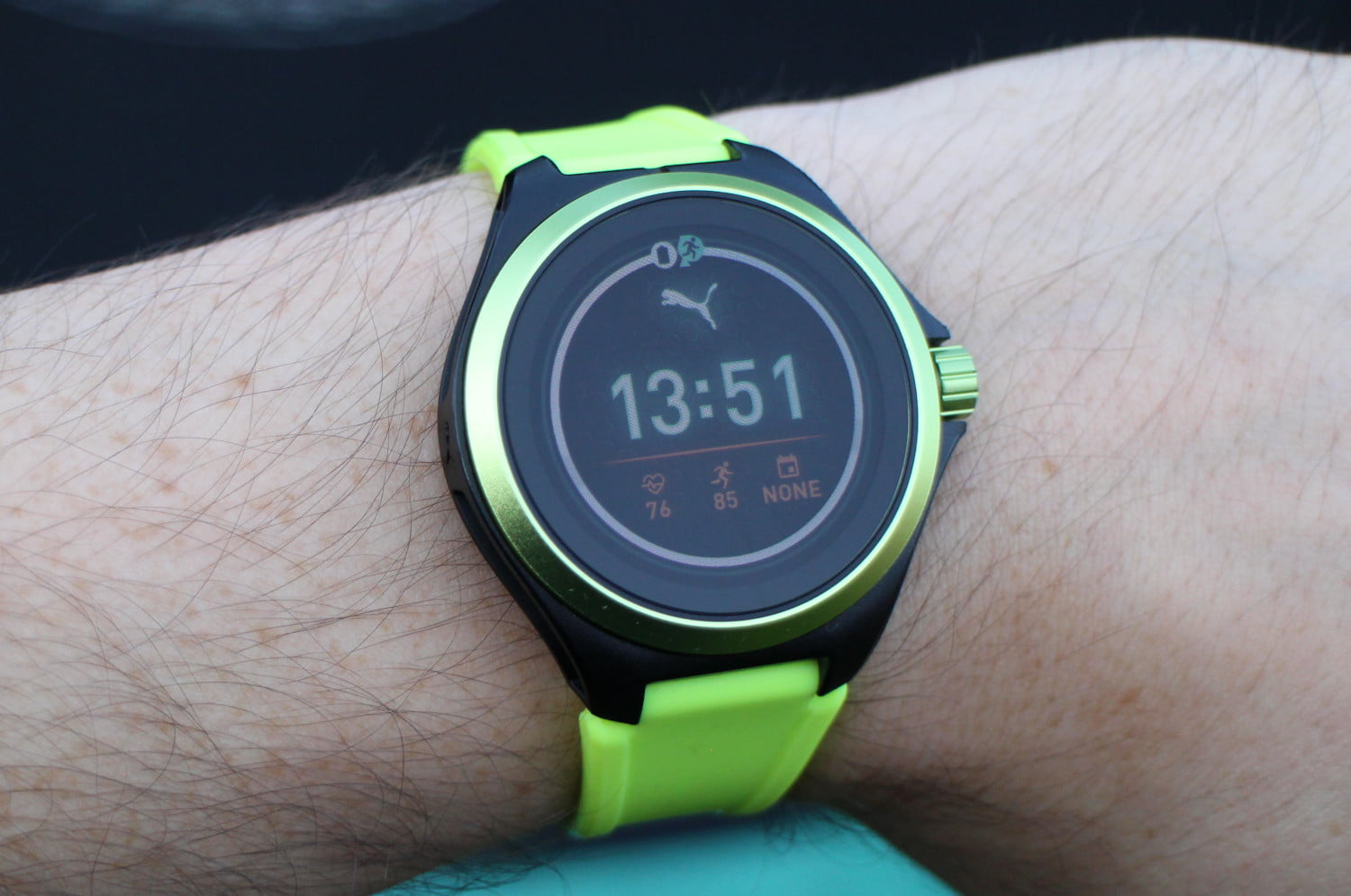 Puma Smartwatch review: It looks sporty, but fails to perform