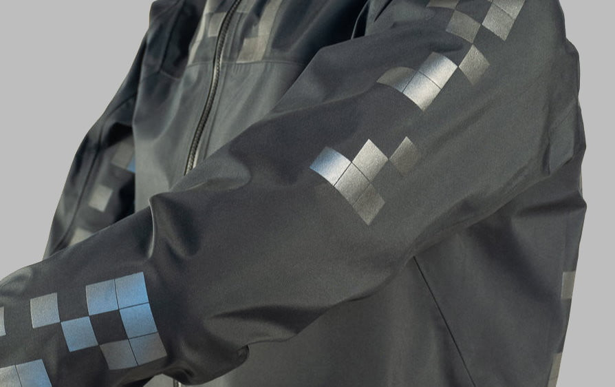 Unique cycling jacket could improve safety in a world of autonomous cars