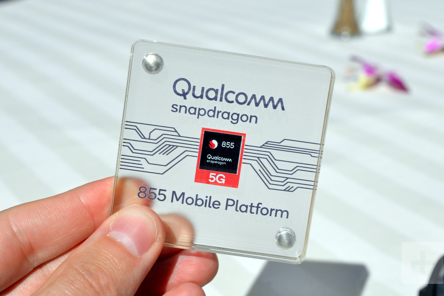Qualcomm's Snapdragon 855 Adds Improved A I  Performance and
