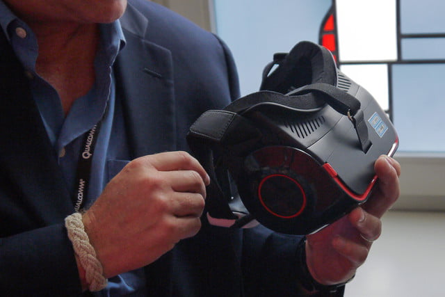 Qualcomm VR hands on