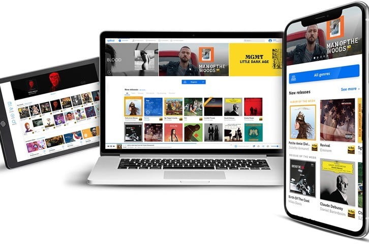 Hi-Res Streaming Audio Service Qobuz Launches in the U S