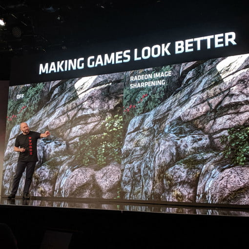 Amd S Radeon Image Sharpening Fights Nvidia Dlss Ray Tracing Is Mia Digital Trends