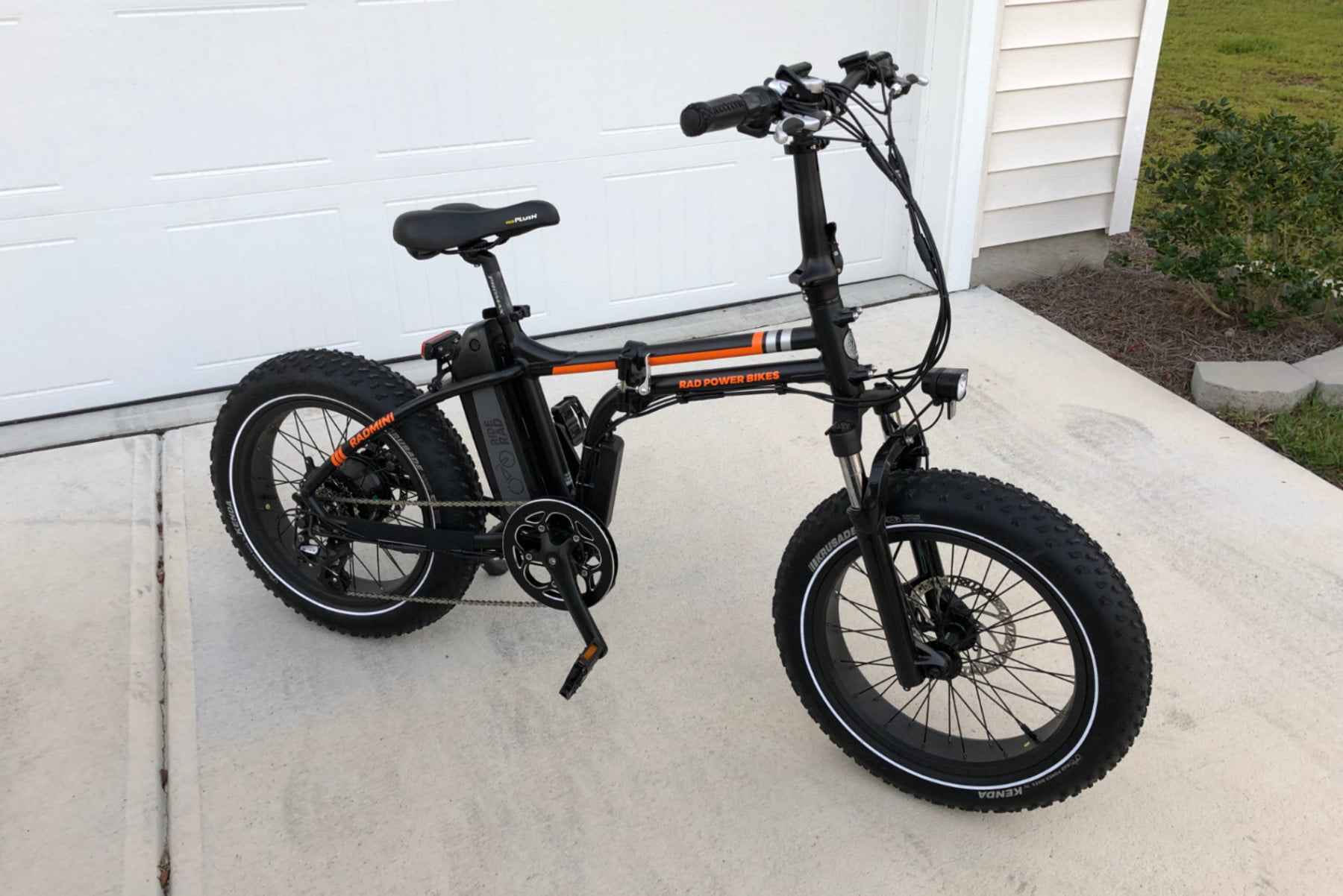 Kick stand base Rad Rover Power Bikes Ebike