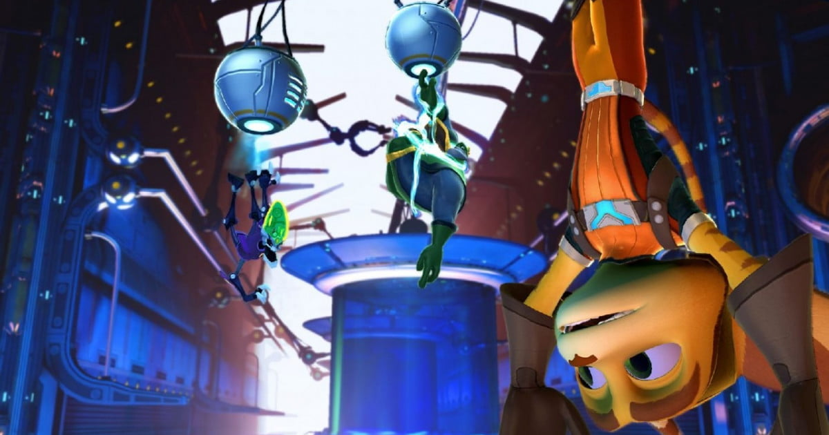 ratchet clank all 4 one