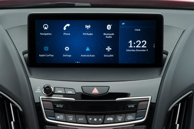 acura true touchpad infotainment system review rdx19 p018