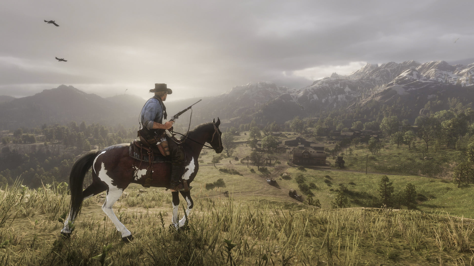 Red Dead Redemption 2 Sets Record 725 Million Opening Weekend