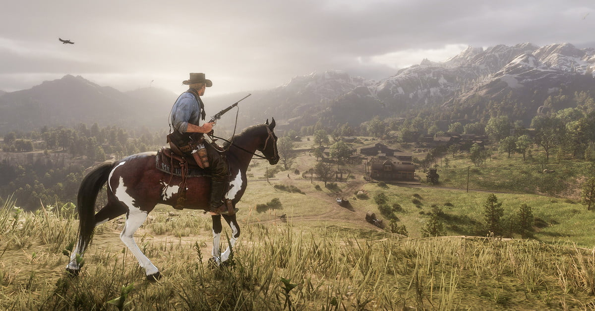 Red Dead Redemption 2' Review: The New King Of Open-World ...