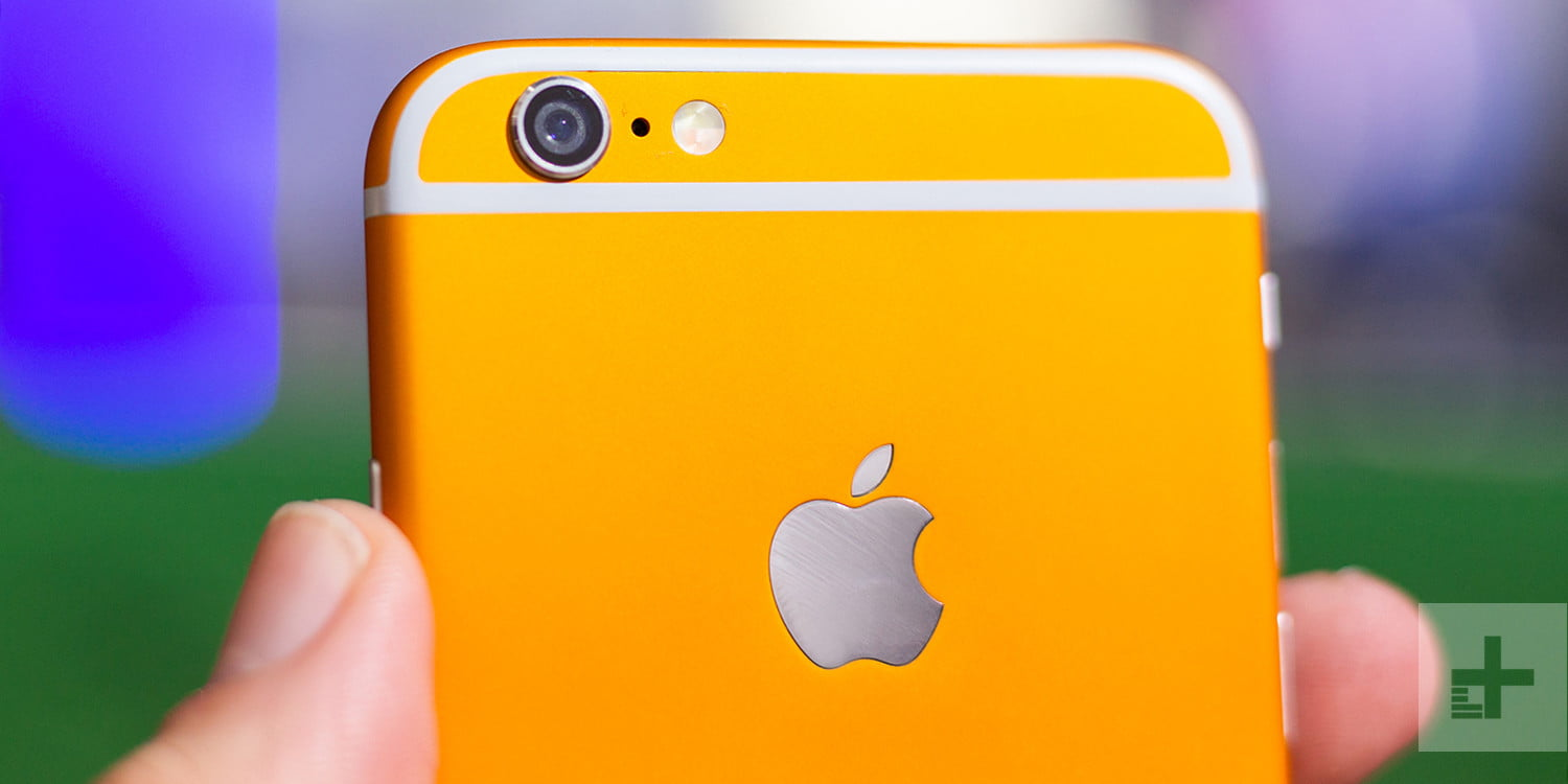 The most beautiful iPhone in the world doesn't come from Apple