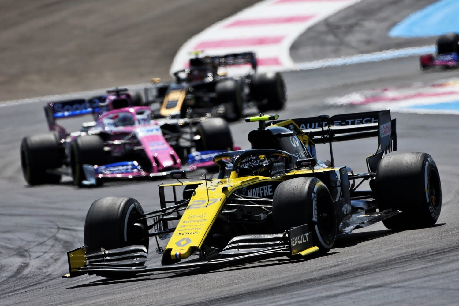 F1 has plans to race the world's first net zero carbon engine in 2030