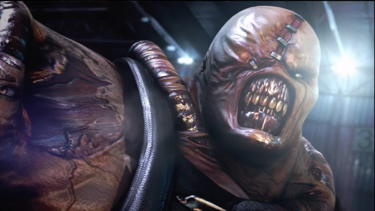A remake of Resident Evil 3: Nemesis may be in development