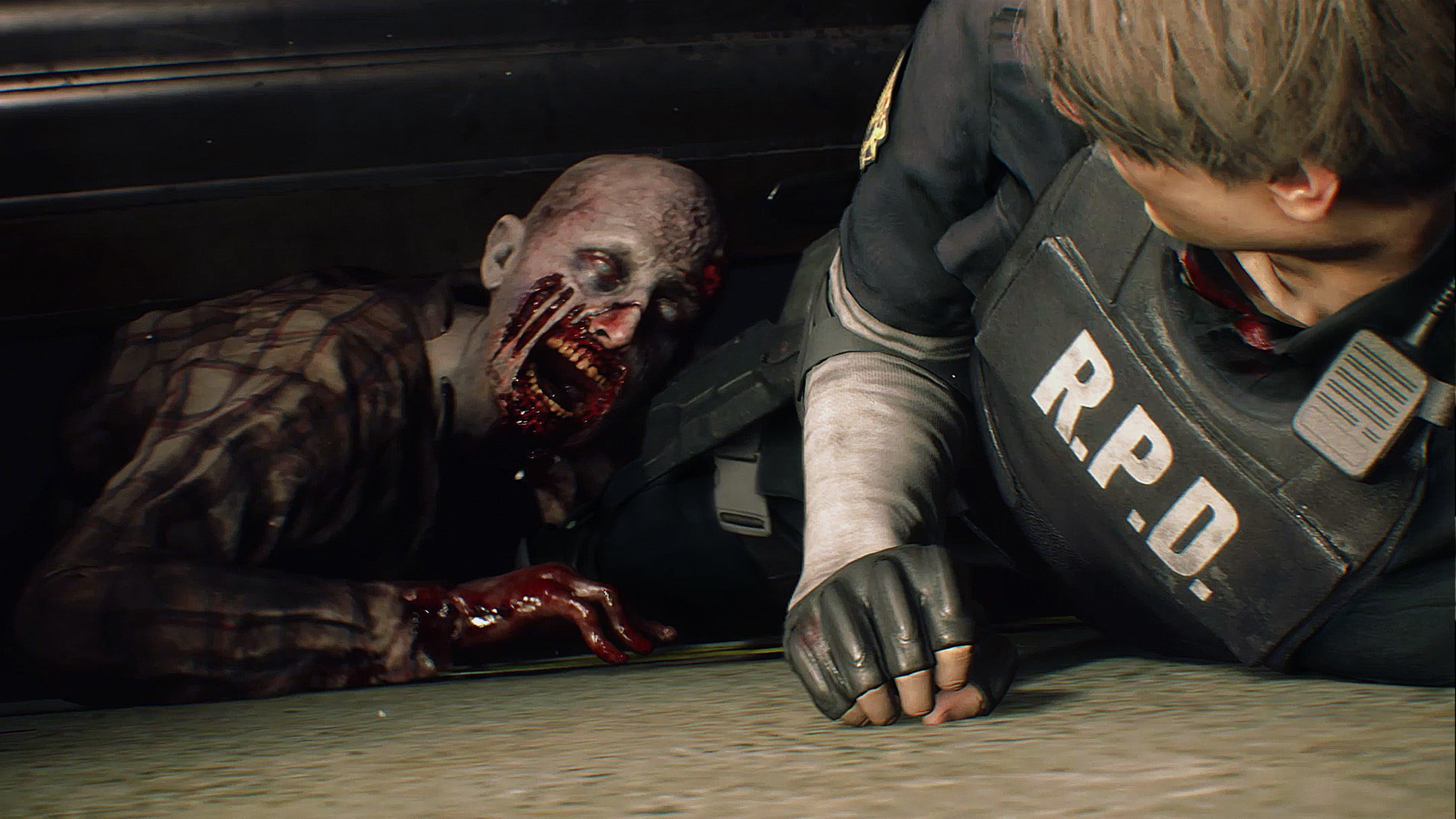 Resident Evil 2 takes home Ultimate Game of the Year at Golden Joystick Awards