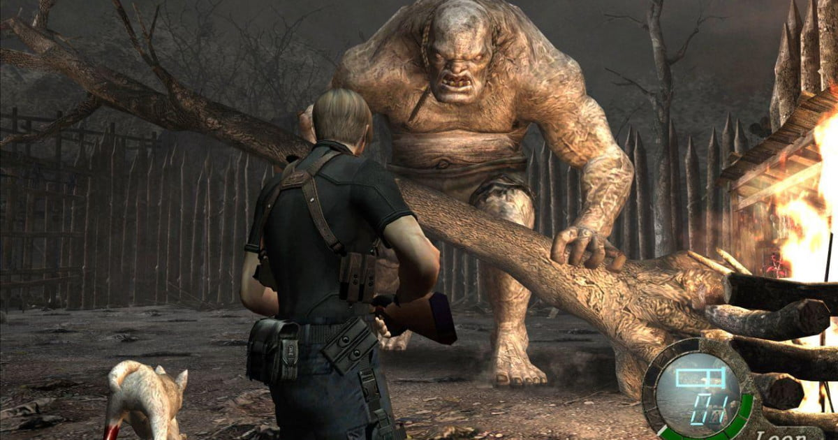 Resident Evil 4 5 And 6 Head For Xbox One Ps4 In 2016 Digital