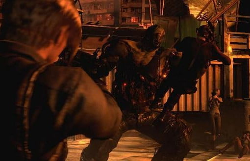 Resident Evil 6 Brings A Unique Take To Co Op With Three