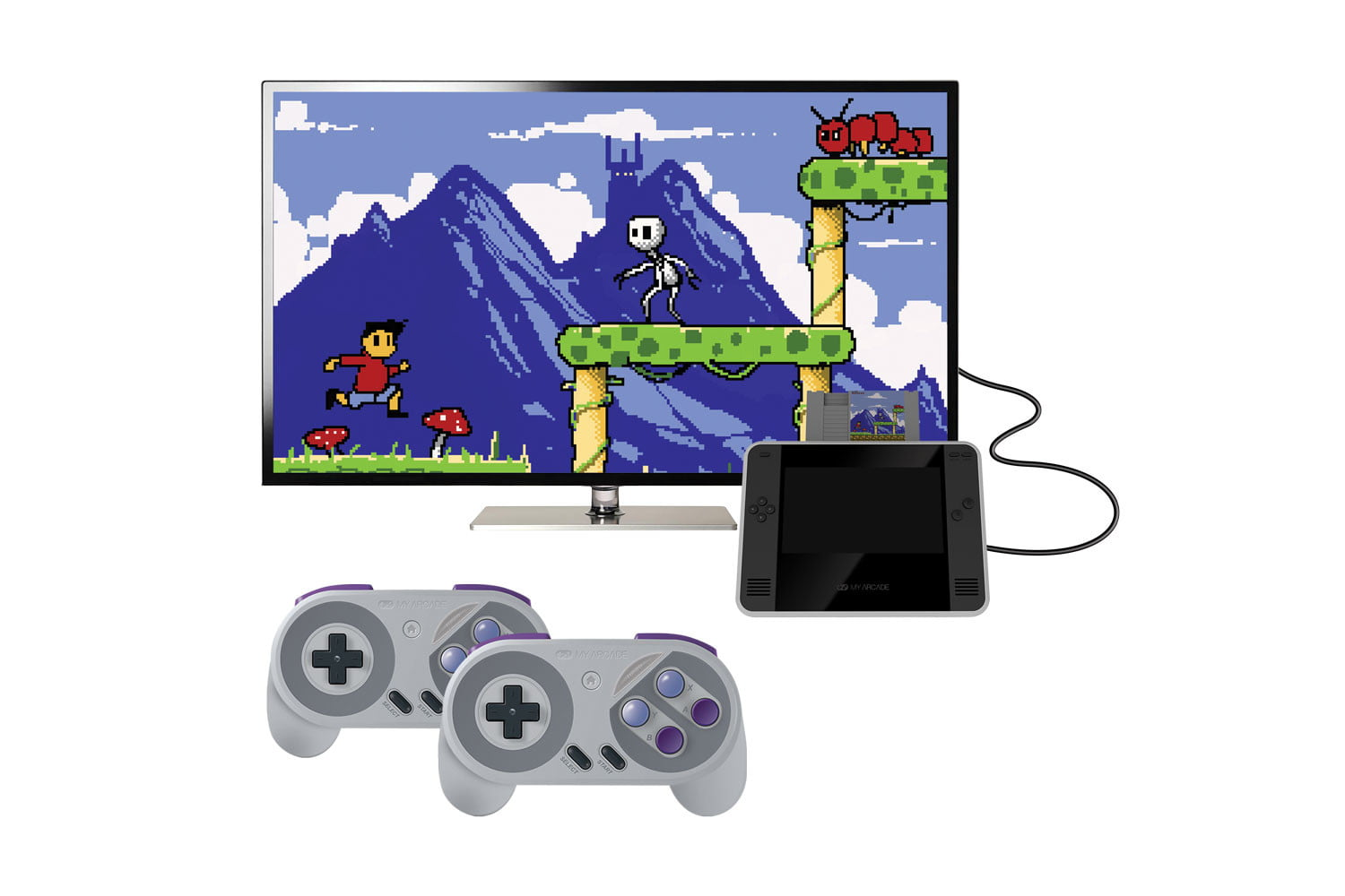 NES and Famicom join forces on new mini console, mini arcade cabinets tag along