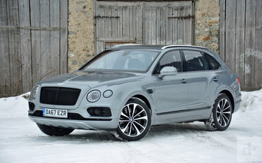 2019 Bentley Bentayga V8 First Drive Review Specs Pictures