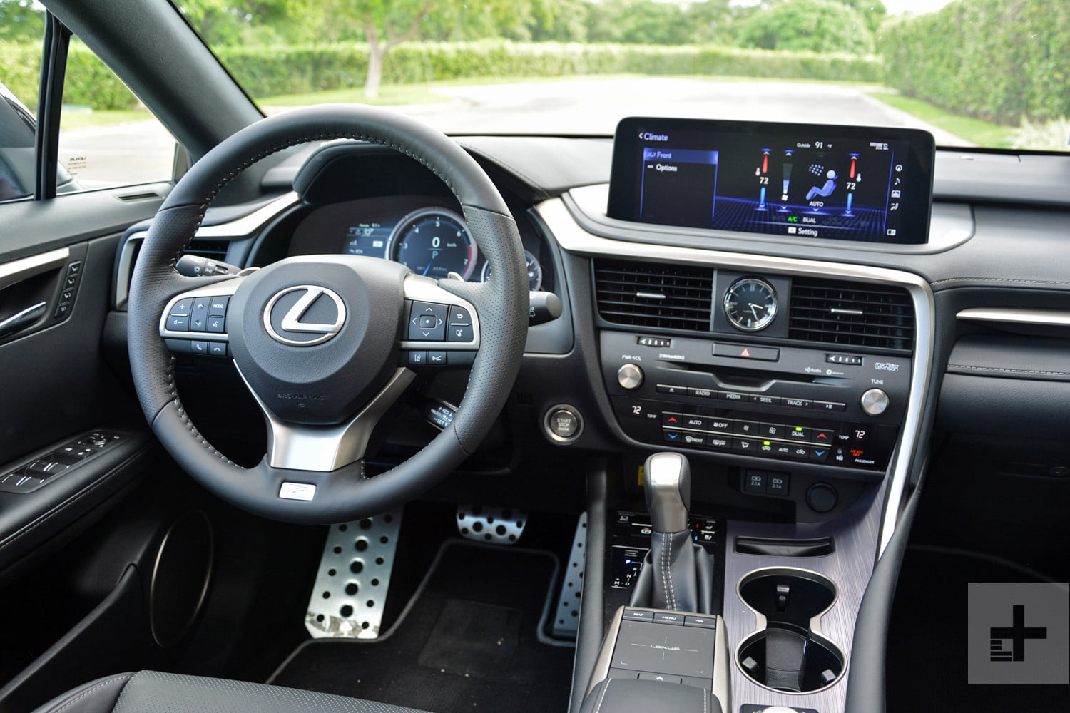Exploring the past, present, and future of infotainment technology in the Lexus RX