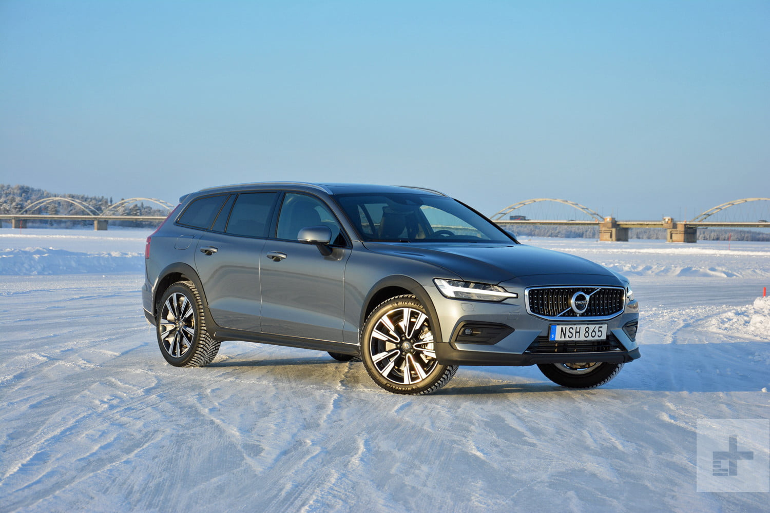 2020 Volvo V60 Cross Country First Drive The Do It All