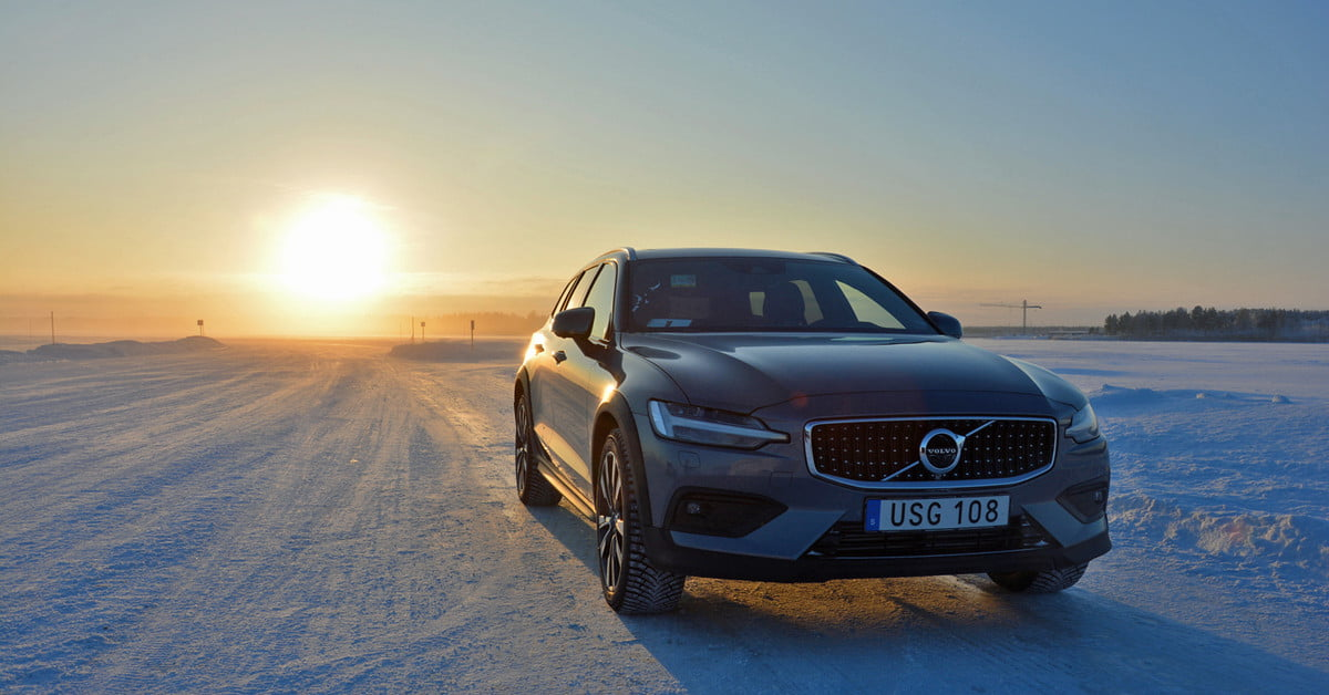 2020 Volvo V60 Cross Country First Drive: The Do-it-all