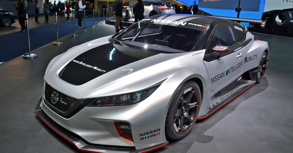 Nissan Considering High-Performance Electric Flagship | Digital Trends