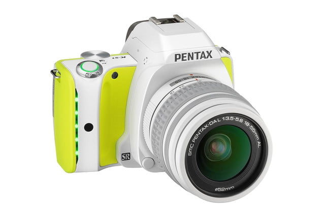 ricoh adds sweet touch dslrs candy colored pentax k s1 ks1 5