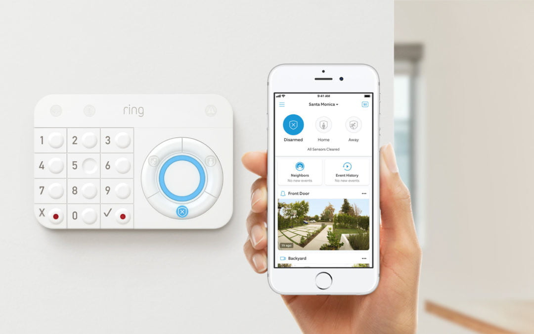 Amazon cuts the price on Ring Alarm home security system for Labor Day sale