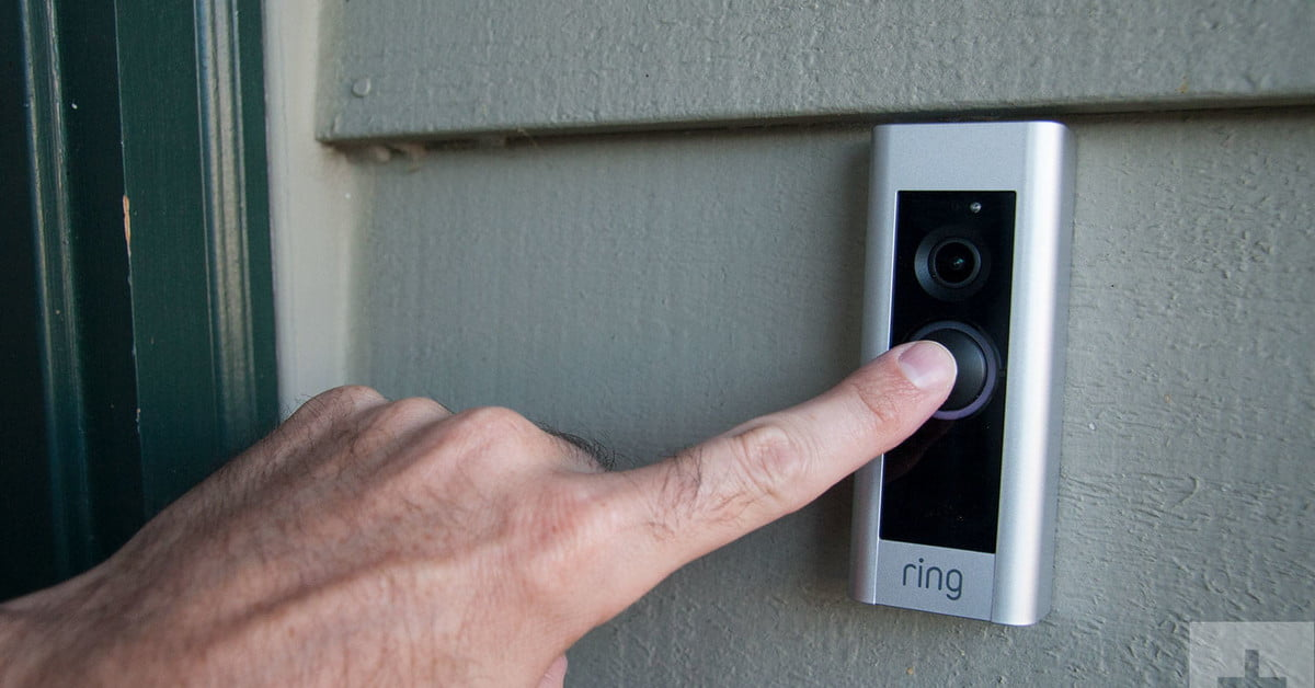 The Ring Video Doorbell Review See Who U2019s At Your Door Manual Guide
