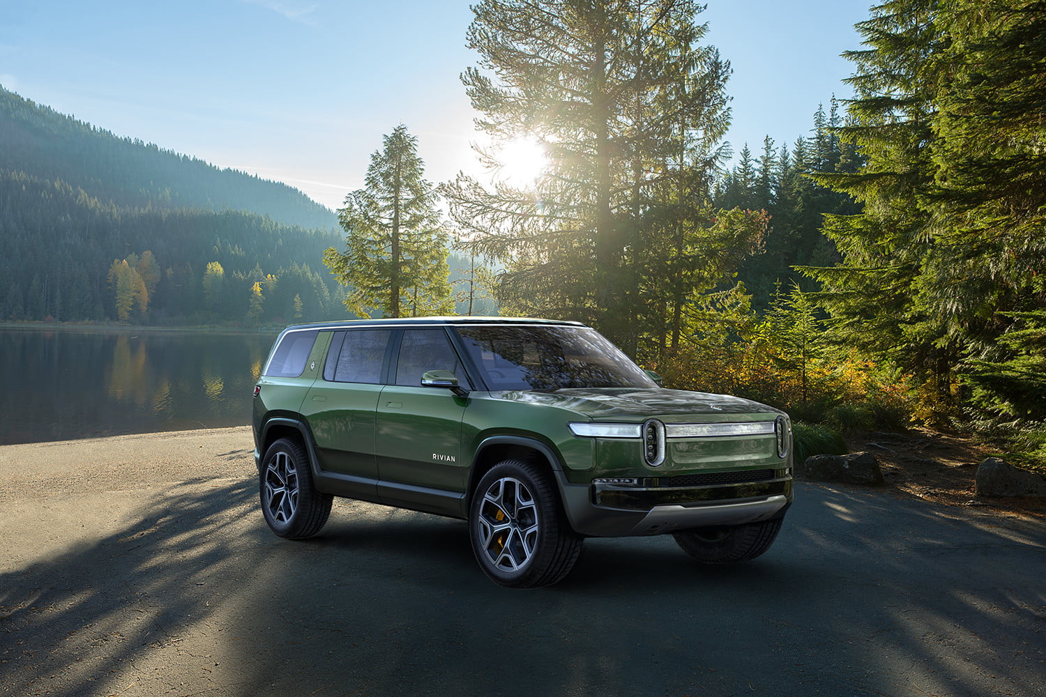 Lincoln could tap into Rivian's expertise to build an electric off-roader
