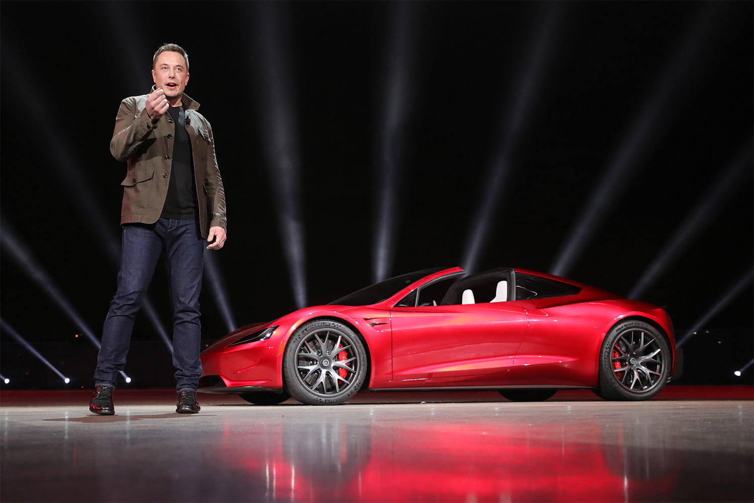 Elon Musk Says Its Time for Tesla to Remove Most of Its