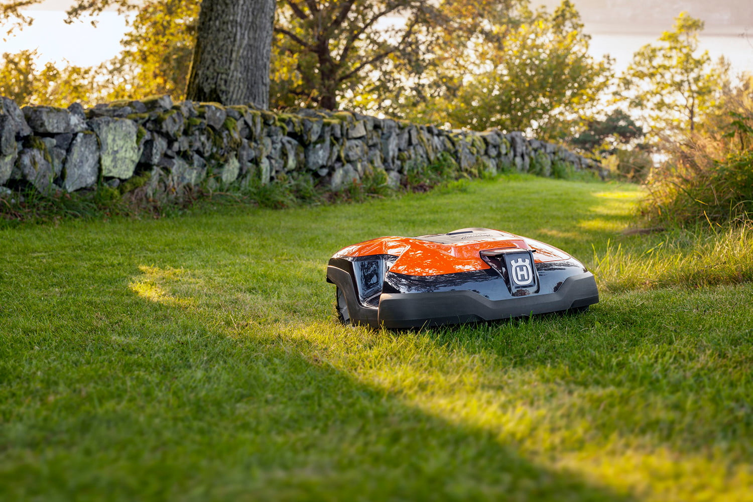 Robot Lawnmowers Are Making Their Way Onto American Grass
