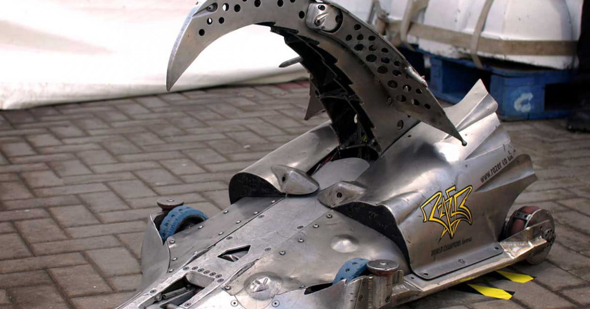 BBC to bring back classic 'Robot Wars' TV show