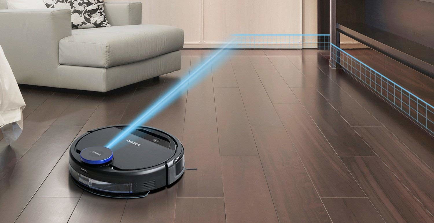The Deebot Ozmo 930 vacuums, mops, and is $200 off for Black Friday