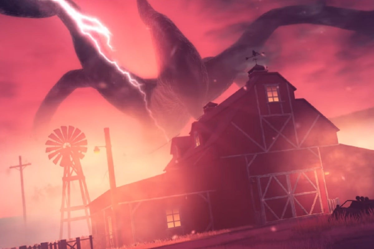 The Mind Flayer invades Rocket League in Stranger Things collaboration