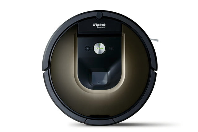 irobots roomba 980 has wi fi and smartphone control top down