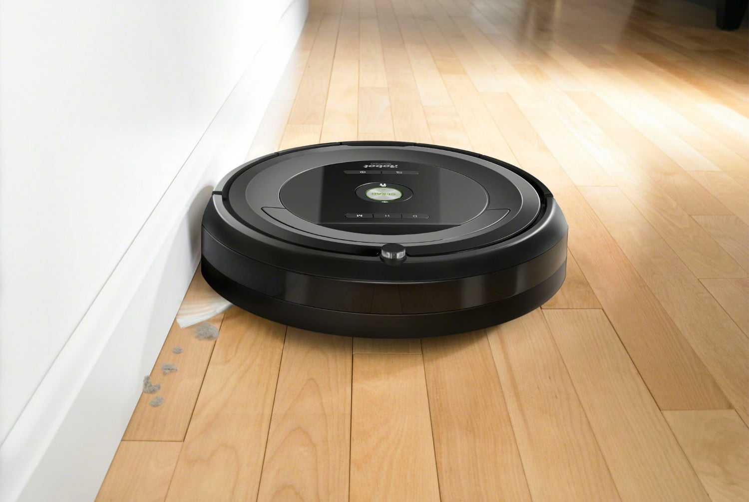 Enjoy cleaner floors every day with the Roomba 680, now only $240 at Walmart