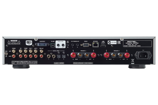 rotel introduces 14 series amplifiers cd player a14 4