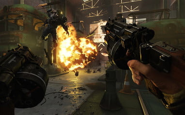 Wolfenstein II: The New Colossus' Review | Digital Trends